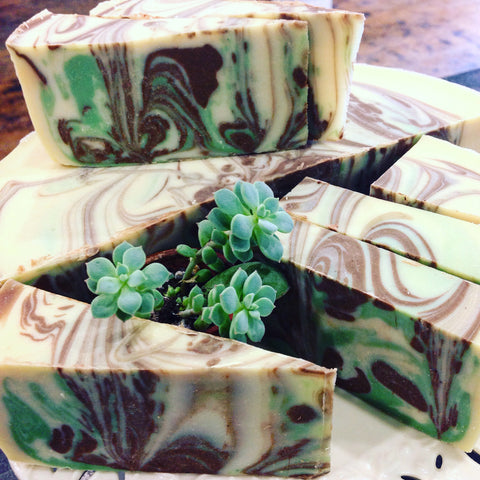 Cake Soap - Enchanted Woods