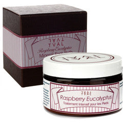 Raspberry Eucalyptus Foaming Mineral Foot Soak or Bath Salt