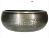 Tibetan Bronze Engraved Buddha Singing Bowl - 4.5 inch - The Prana House, Inc.  - 2