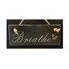 """Breathe"" Etched Slate - Woodland Woodworx"