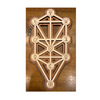 Kabbalah 3D Layered Walnut, Cherry & Maple - Woodland Woodworx