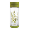 Libre Durable Glass Infuser - Lively Leaves - 14 oz.