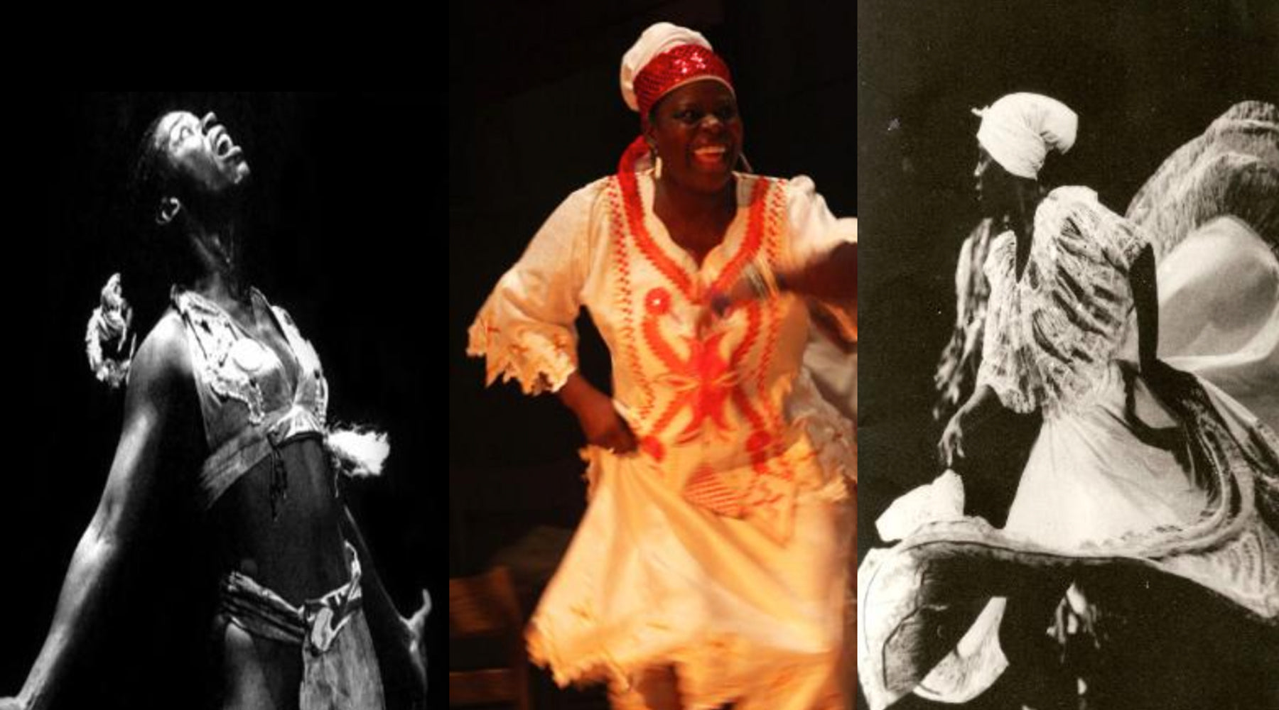 "Master Afro-Cuban Dancer Danys ""La Mora"" Pérez Joins Retreat Faculty!"