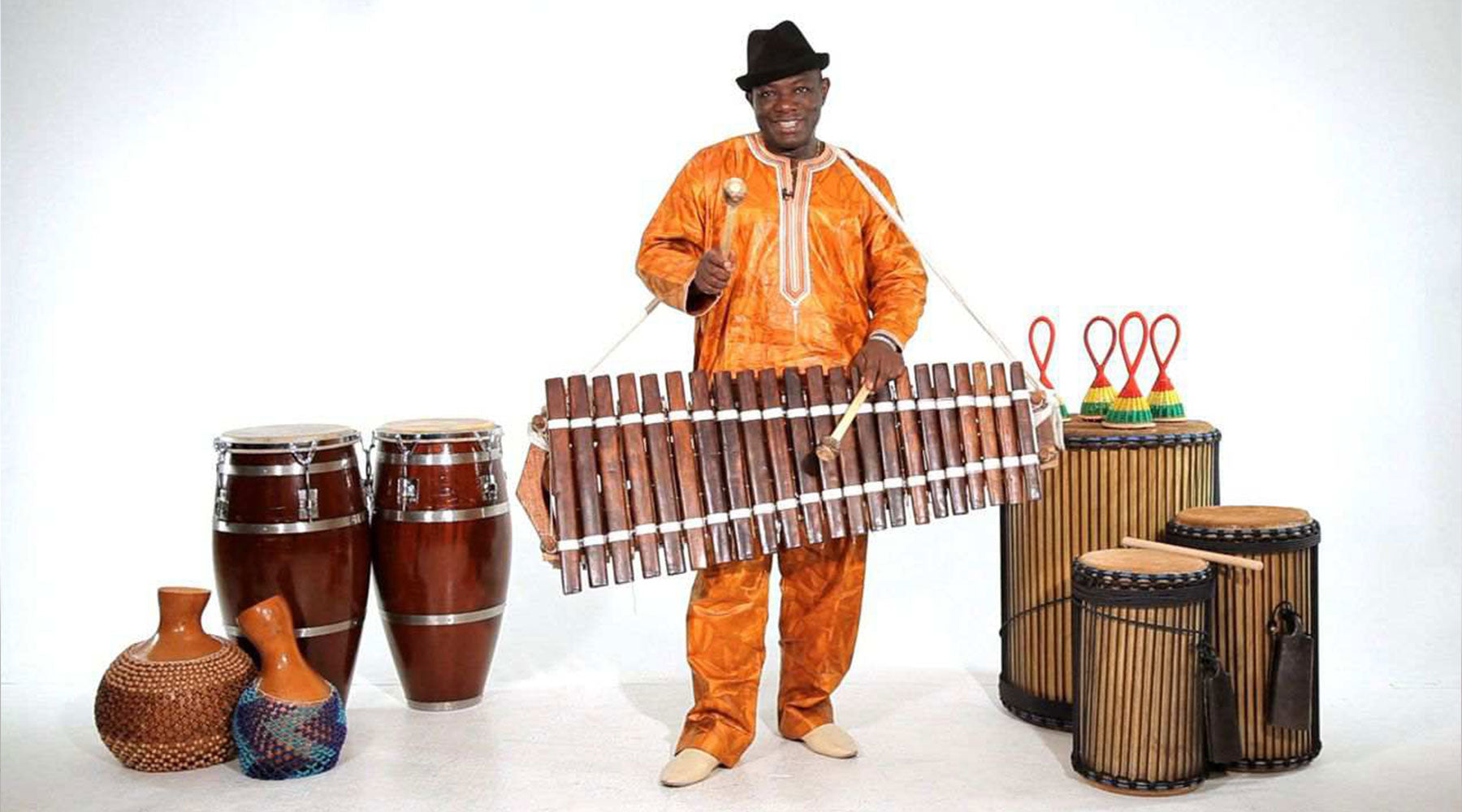 How to play the Balafon: the ancient African xylophone