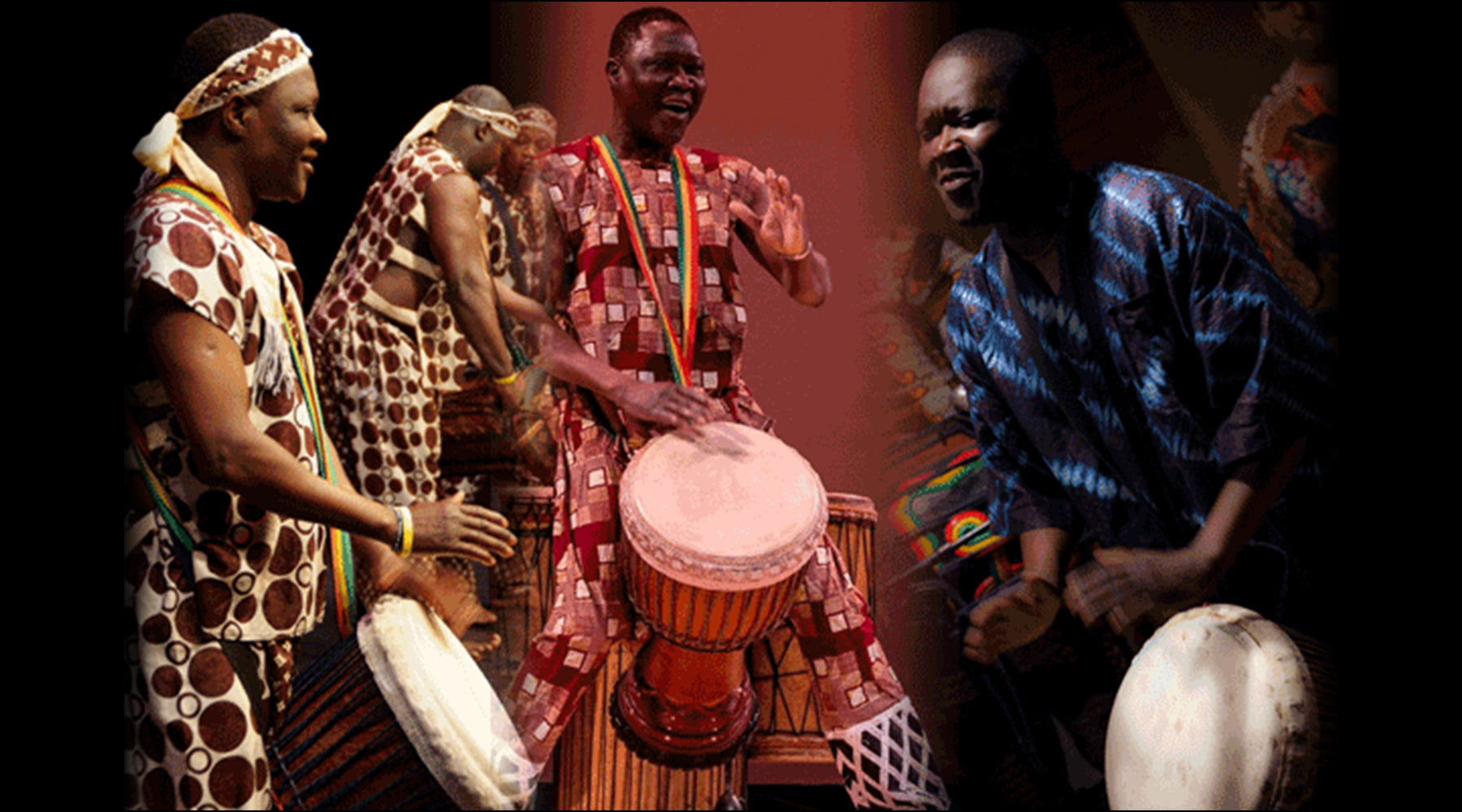 December 1st Classes with M'Bemba Bangoura