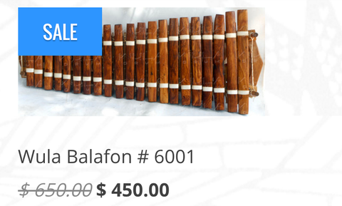 balafon on clearance sale
