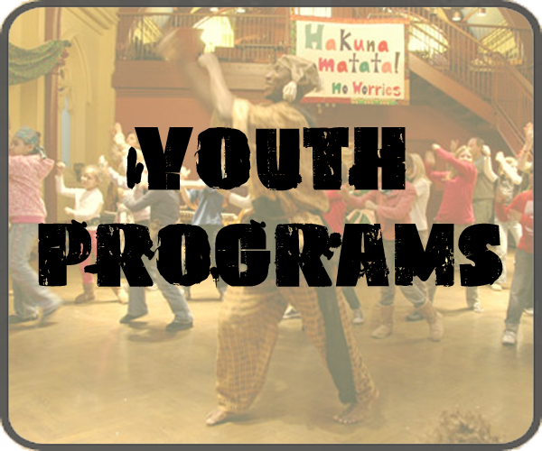 Shortcut to Youth Programs information