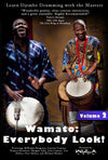 Wamato Instructional DVD (Wula Online) Vol. 2 from M'Bemba Bangoura