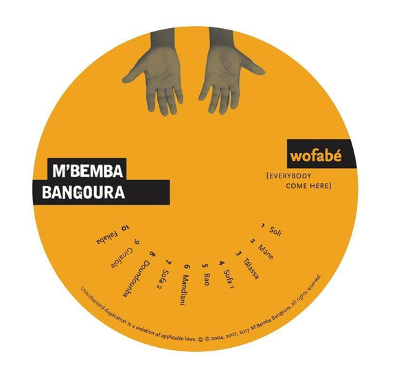 M'Bemba Bangoura - Wofabe (Download)