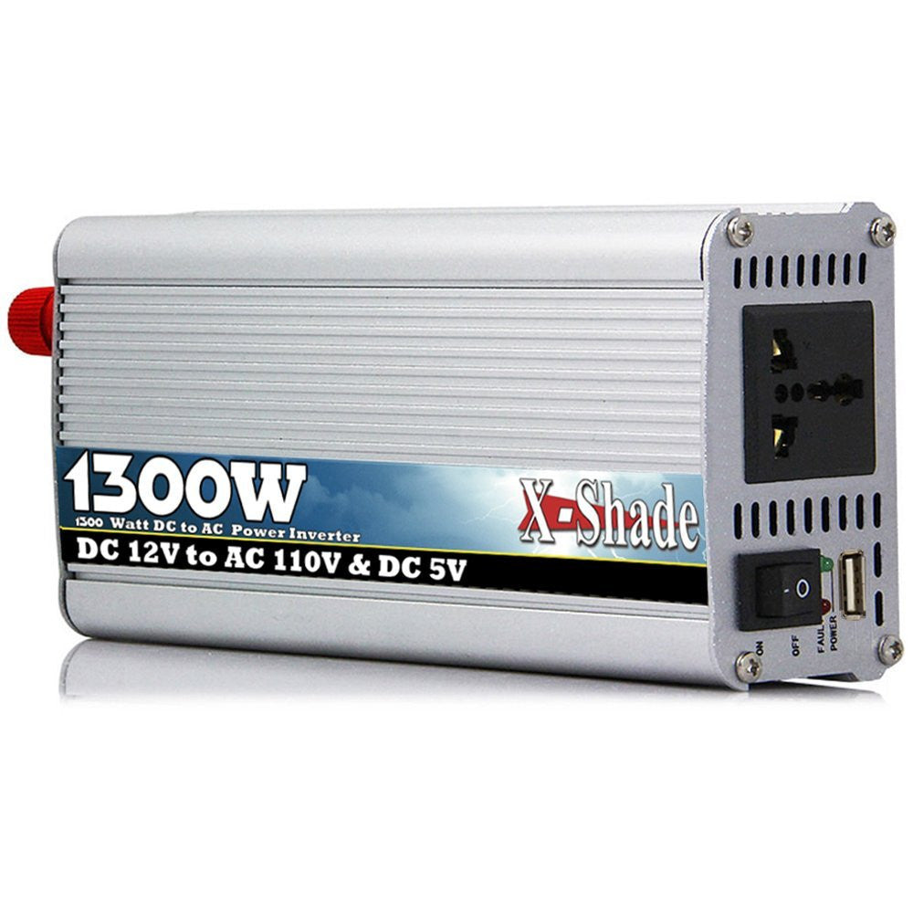 POWER INVERTER  1300 Watt - testing - 3