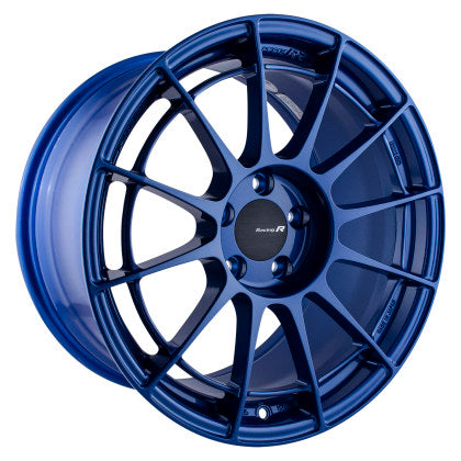 Enkei NT03RR 18x9.5 5x114.3 40mm Offset 75mm Bore - Victory Blue Wheel