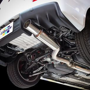Greddy 08+ Mitsubishi Evo X Revolution RS Exhaust