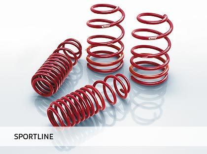 Eibach Sportline 10-13 Mazda 3 Non-speed Lowering Springs