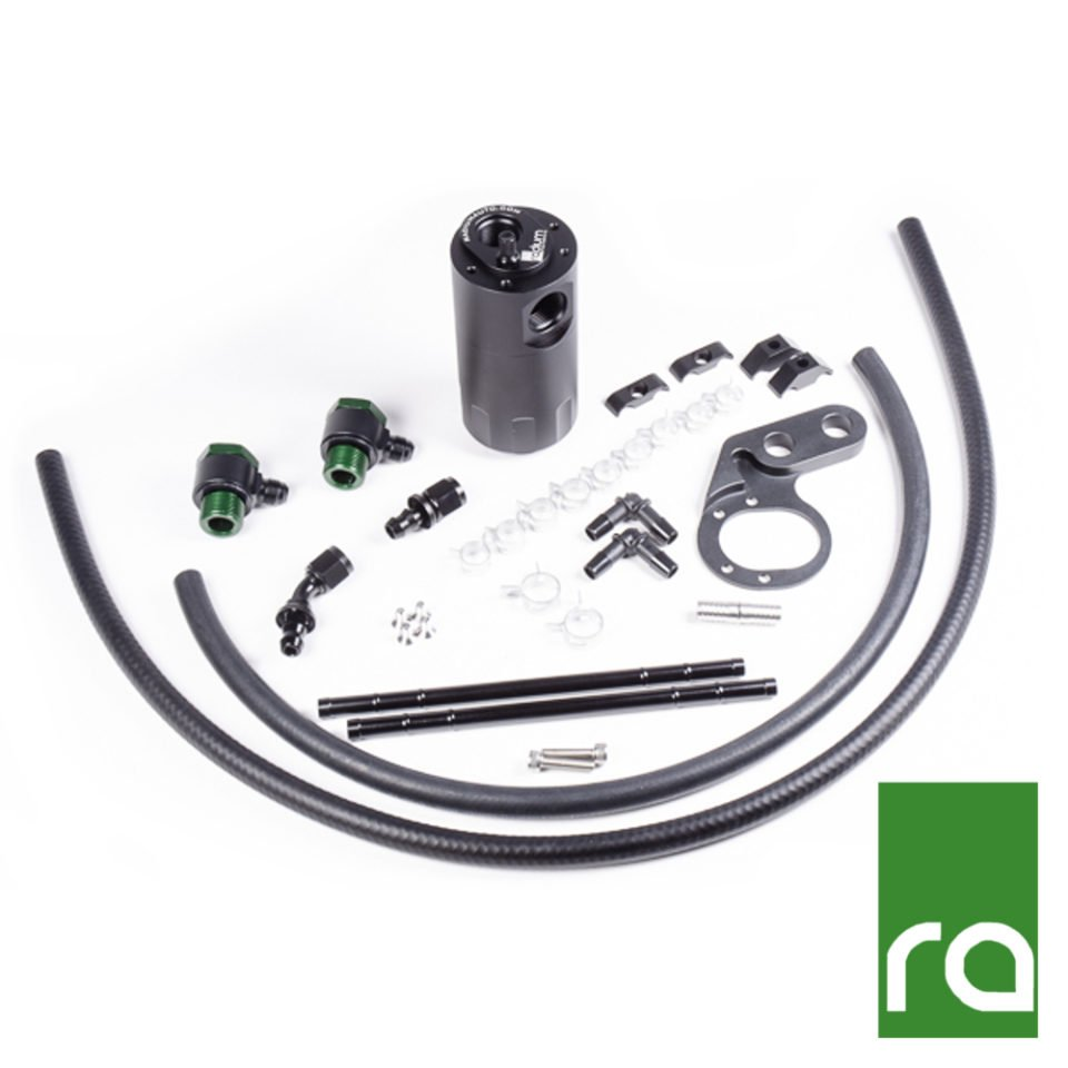 Radium Engineering CCV Catch Can Kit – 2017-2019 Honda Civic Type-R