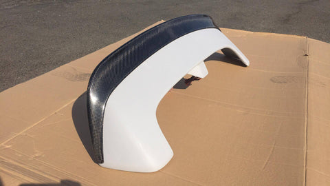 07 - 09 Gen 1 Mazdaspeed 3 Spoiler Add On