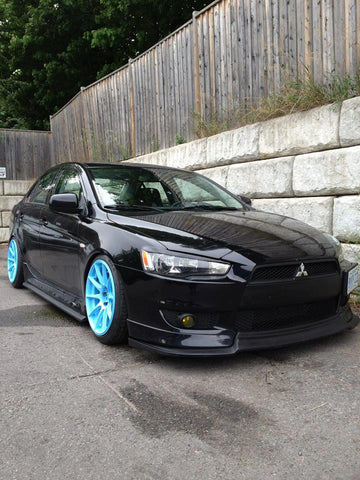 08+ Lancer Side Skirt Add On