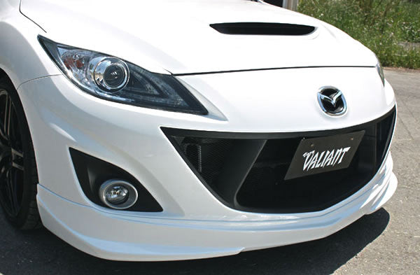 10+ Mazdaspeed 3 GV style front grill