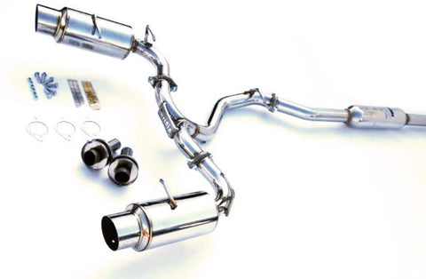 Invidia N1 12+ FRS/BRZ Cat Back Exhaust