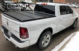 2009-2018 DODGE RAM 5.8FT SHORT BED - HARD TRI-FOLD COVER - SOLID FOLD TONNEAU COVER (TOP MOUNT)