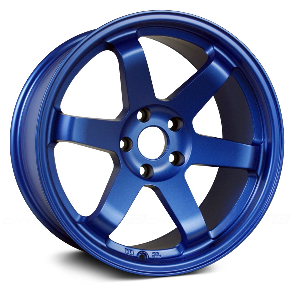 AVID.1 WHEELS AV-06 MATTE BLUE 18X9.5 +24 5x114.3