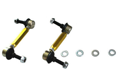 WHITELINE REAR SWAY BAR - LINK ASSEMBLY 08+ Mitsubishi Evo X
