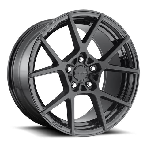 Rotiform KPS Matte Black Wheels