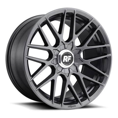 Rotiform RSE Matte Anthracite Wheels
