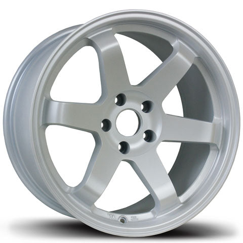 AVID.1 WHEELS AV-06 WHITE 18X8.5 +35 5x114.3