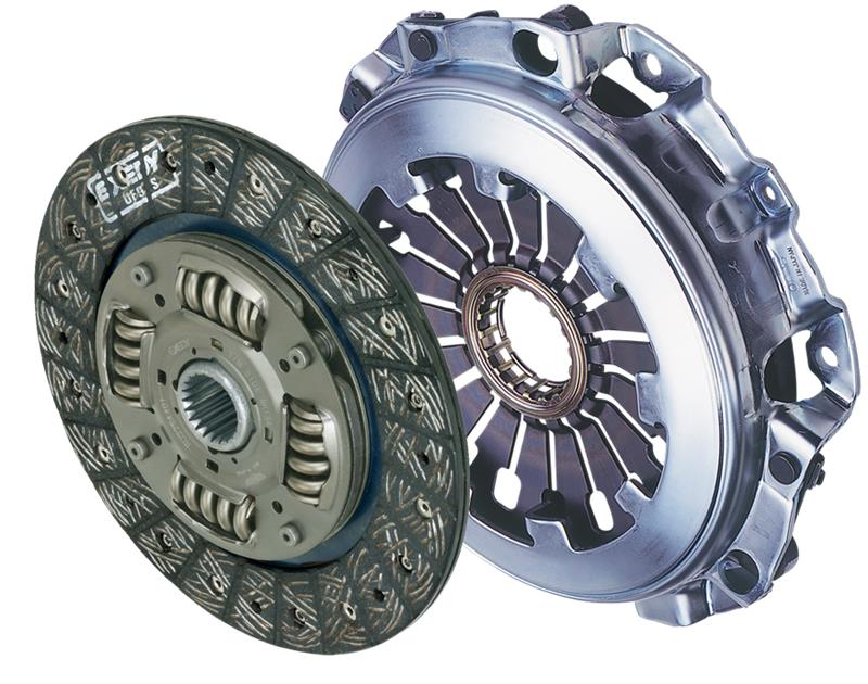 Exedy Stage 1 Heavy Duty Organic Disc Clutch Kit 2004-2007 Subaru STI