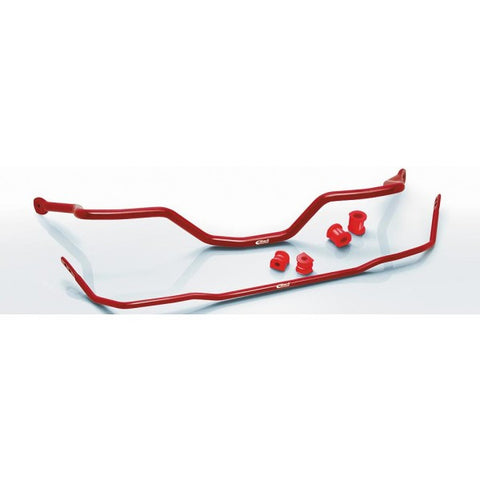 Eibach 08+ Mitsubishi Evo X Front and Rear Sway Bar Kit