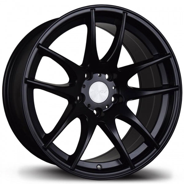 AVID.1 WHEELS AV-32 MATTE BLACK 18X8.5 +35 5x114.3