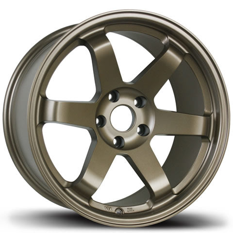 AVID.1 WHEELS AV-06 BRONZE 18X8.0 +35 5x114.3