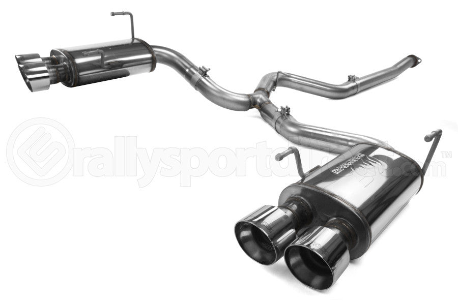 "MAGNAFLOW SPORT SERIES 3"" CAT BACK EXHAUST SYSTEM - 2015+ WRX / 2015+ STI"