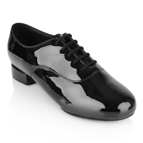 Ray Rose 335 Windrush Black Patent  Standard Ballroom Dance Shoes