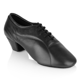 Ray Rose BW111 Bryan Watson | Black Leather | Latin Dance Shoes