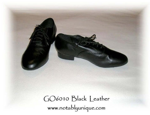 GO 6010 Black Simulated Leather