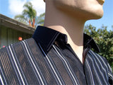 GS30 - 16 Striped Latin Shirt
