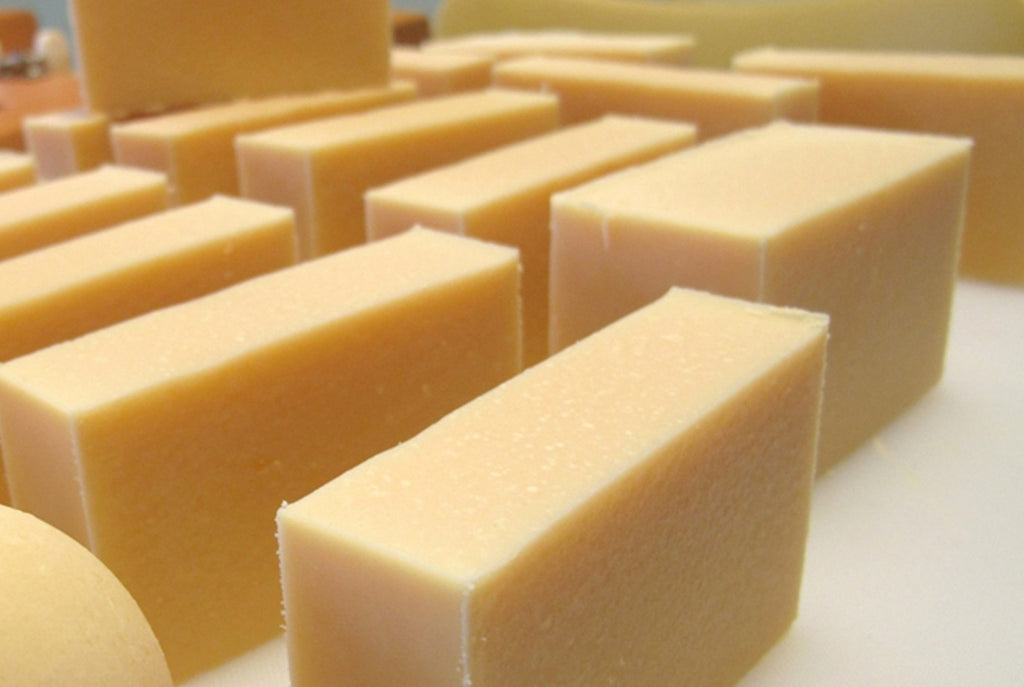 Natural Vegan Bar Soap