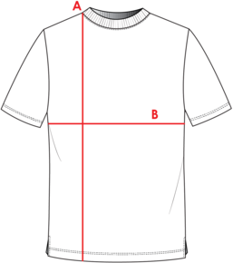 Tee Shirt Measurements