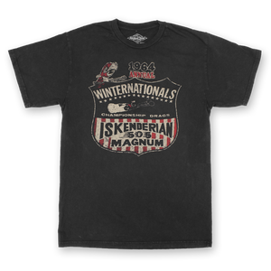 ISKY WINTERNATIONALS - Vintage Black