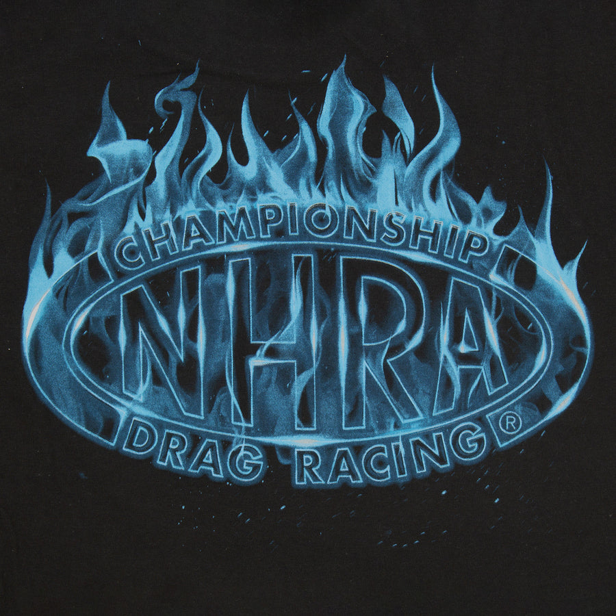 NHRA Wicked Quick NITRO FUMES Tee