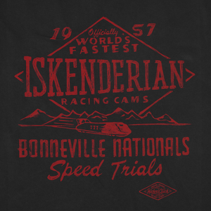 ISKY BONNEVILLE NATIONALS '57