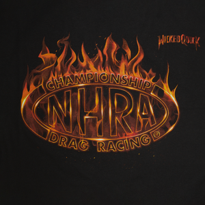 NHRA Wicked Quick FIRE Tee