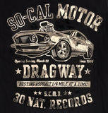SO-CAL MOTOR DRAGWAY TEE