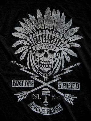 NATIVE SPEED TEE