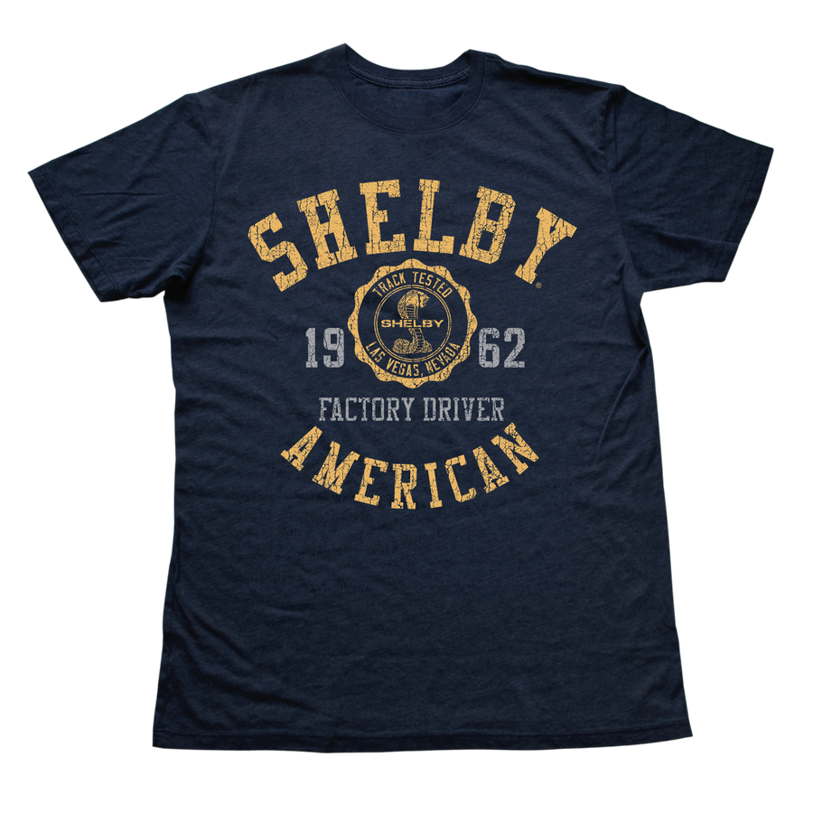 Shelby Factory Driver Tee