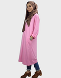 Midi Dress 3.0 in Bandung Pink