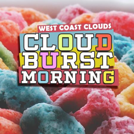 Cloudburst Morning by West Coast Clouds