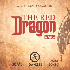 The Red Dragon by West Coast Clouds