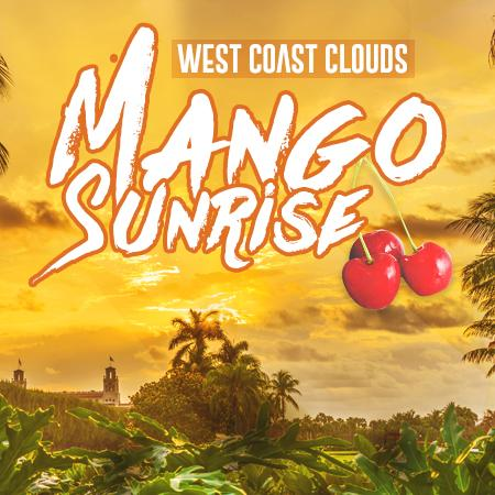 Mango Sunrise by West Coast Clouds